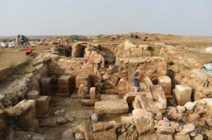 De tempel van Isis in Berenike: nieuwe resultaten na de opgravingen van 2019 @ Online