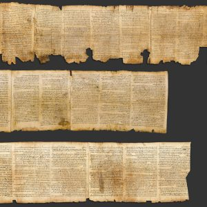 NINO-EOL-najaarslezing: De Dode Zeerollen en de schrijvers van de Bijbel @ Leiden & Online