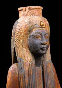 Ahmose- Nefertari, de 'zwarte madonna' van de Thebaanse westoever @ Rotterdam