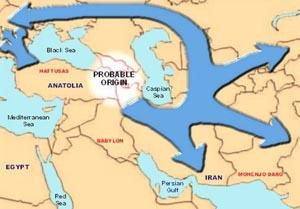 Waar komen de Indo-Europeërs vandaan? Archeologie en taalkunde op ramkoers @ Eindhoven
