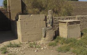 Het slachtblok bij de tempelpoort @ Den Haag