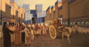 'Waar een wiel is, is een weg': De ontwikkeling van het wegen- en stratennet in Mesopotamië @ Bloemendaal