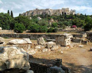 Burgerrecht in Athene en Judea. Invloed van de Perzische politiek? @ Den Bosch