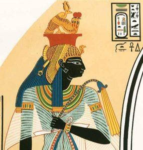 Ahmose-Nefertari: De 'zwarte madonna' van de Thebaanse westoever @ Eindhoven