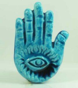 Apotropaeisch Blauw @ Nader te bepalen