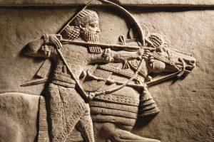 Clash of the Titans: Assyrië valt Egypte binnen (671-663 v.C.) @ Online