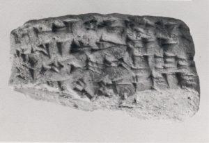 Eten als koning: het belang van de dagelijkse offers in de Neo-Babylonische cultuur @ Zutphen