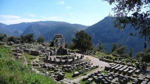"""De Delphische """"Rolling Stones"""": Herodotus en de Perzische belegering van Apollo's heiligdom @ Amsterdam"""