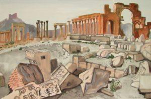 Syrië, archeologie en het bedreigde erfgoed @ Den Bosch