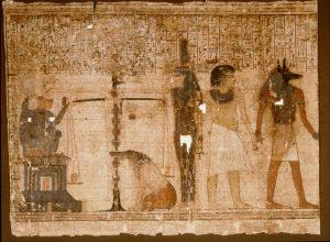 Het dodengericht in het Oude Egypte @ Apeldoorn