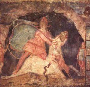 De god, de dood en het leven. Observaties over het Mithraïsme in het Romeinse Rijk (NKV) @ Leiden