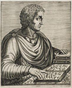 Plinius en Martialis als vleiers van keizers @ Twente