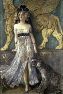 Assyrische koninginnen, harems en eunuchen: wat weten we? @ Twente