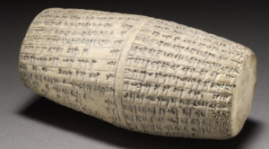 Een vreemdeling in Mesopotamië: de Macedonische Antiochus I doet alsof hij een verliefde Babyloniër is @ Leiden