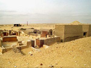 De Nieuwerijks necropool in Sakkara: een overzicht van 40 jaar Nederlandse opgravingen @ Enschede