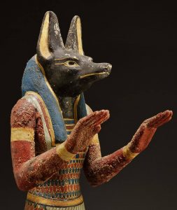 """De Egyptische god Seth: verwarrende God of """"god van verwarring""""? @ Haarlem"""