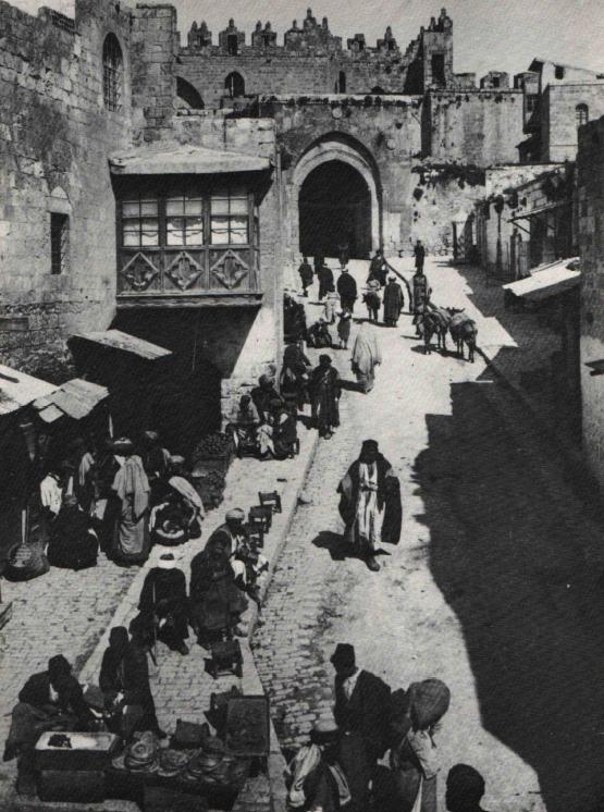 Vroege fotografie in Palestina (1839-ca. 1900) @ Leuven