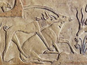 Jacht in het oude Egypte @ Apeldoorn